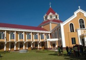 Eglise à Palo / Leyte / Philippines