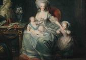 Puzzle Marie-Antoinette et ses enfants
