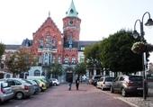 L'Hôtel de Ville de Braine-l'Alleud.