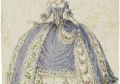 Gravure de mode XVIIIème