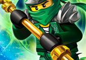 Puzzle Ninjago vert
