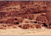 Les merveilles de Petra.