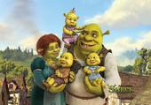 Shrek et sa famille