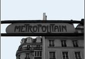 Puzzle Metropolitain.