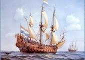 Marine par Cornelis de Vries