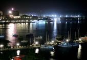 Puzzle Portoroz la nuit