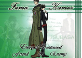 kamui and fuma