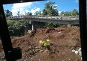 Pont à Leyte / Philippines