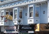 Haight Ahsbury - San Francisco
