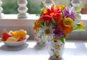 Un bouquet de fraicheur