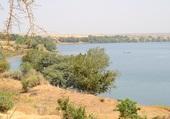 fleuve à Medine