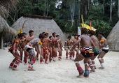 Puzzle Danse des Indiens de  Toca da Raposa