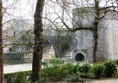 Le Pont des Trous à Tournai.