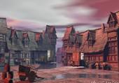 Puzzle vieux village