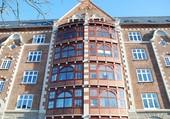 De belles façades à Copenhague