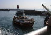 retour au port de guilvinec