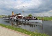 vapeur de l'Elbe