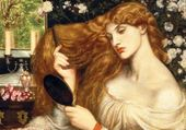 Lady Lillith de Rossetti