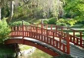 Jardin Albert Khan - pont japonais