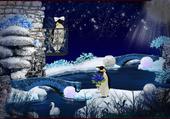 Roméo et Juliette  pingouins