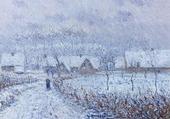 Neige à St-Cyr-du-Vaudreuil