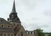 l'Eglise de Clécy