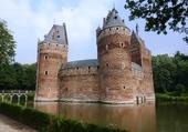Le château de Beersel.