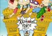 Puzzle Les Razmoket à Paris