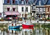 Puzzle Auray dans le Morbihan