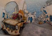 Puzzle Djerbahood Art de la rue