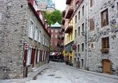 Puzzle La ville de Québec