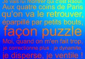 Façon puzzle !