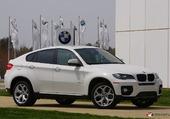 4x4 BMW de l'allemagne