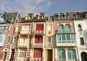 Maisons en bord de mer, Mers-les-Bains