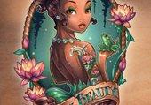 Puzzle princesse des marais