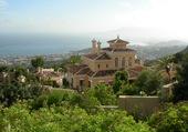Puzzle Sur les hauteurs de Malaga