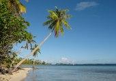 Tahiti, île de Manihi