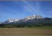 Kaiser Gebirge