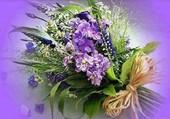 Un bouquet de plus ...