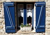 Une fenêtre en Bretagne