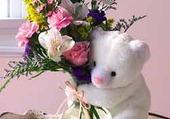 bouquet fleurs printanniéres