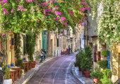 Puzzle Ruelle en Grèce