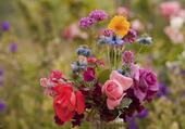 Puzzle Composition fleurie
