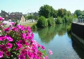 La Seine à Troyes