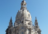 Frauenkirche a DRESDE