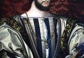 Francois 1er peint par Clouet