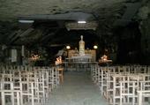 Grotte-chapelle Sainte Vierge