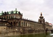 le Zwinger a Dresde
