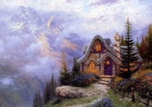 Cottage en montagne
