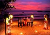Puzzle Diner romantique